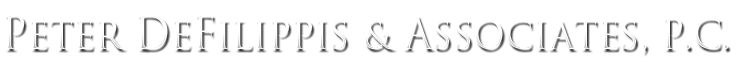 Law Offices of Peter DeFilippis & Associates, P.C. logo